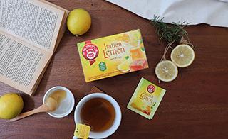 ポンバドール イタリアンレモン