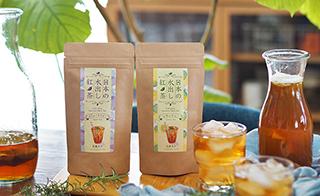 日本の水出し紅茶