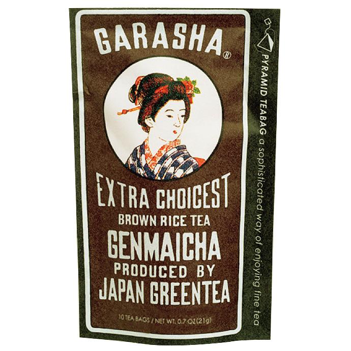 ガラシャ 玄米茶