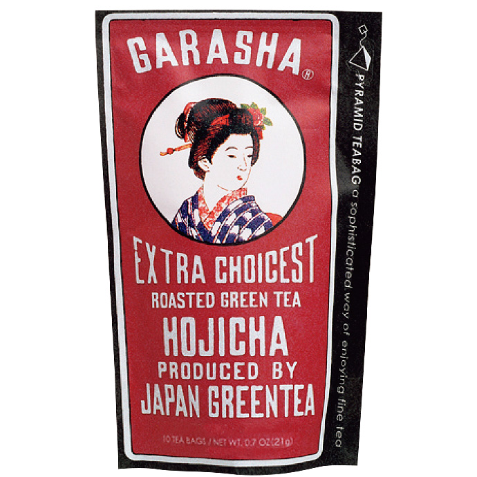 ガラシャ ほうじ茶