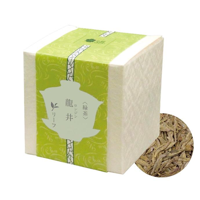 茶語 龍井(ロンジン) BOX