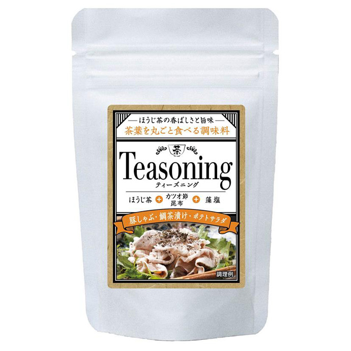 Teasoning/ティーズニング ほうじ茶