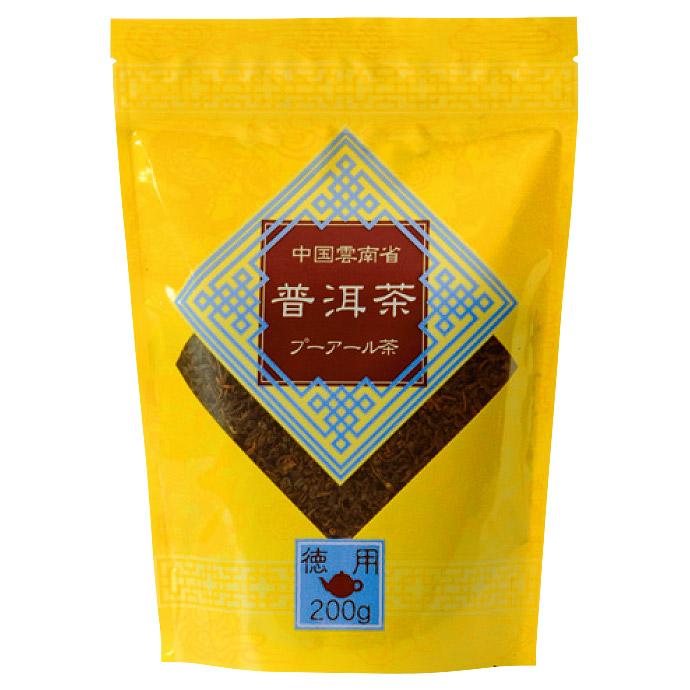 ティーブティック 徳用 普洱茶(プーアールチャ)