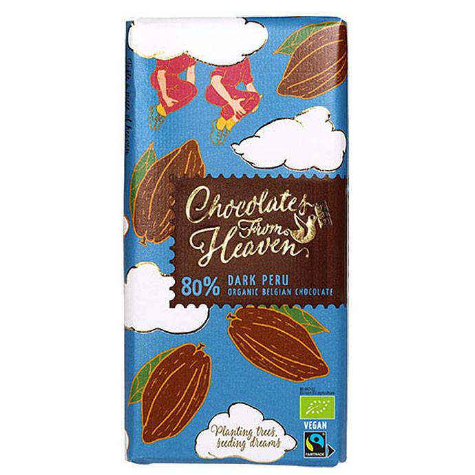 チョコレート フロム ヘブン 80%ダーク