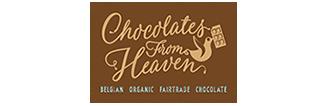 チョコレートフロムヘブン ロゴ