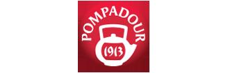 ポンパドール ロゴ